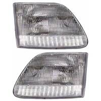 Ford F Series Expedition Headlight Assembly (Pair)