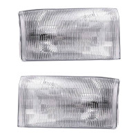 Ford Super Duty Headlight Assembly (Pair)
