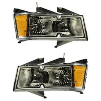 Chevrolet Colorado Headlight Assembly (Pair)