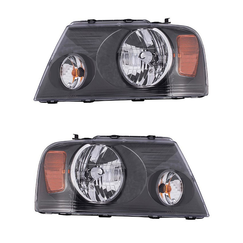Ford F-150 Headlight Assembly (Pair)