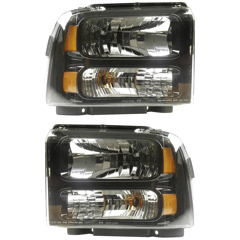 Ford F Series Super Duty Headlight Assembly (Pair)