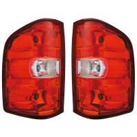 Chevrolet Silverado Tail Light Assembly (Pair)