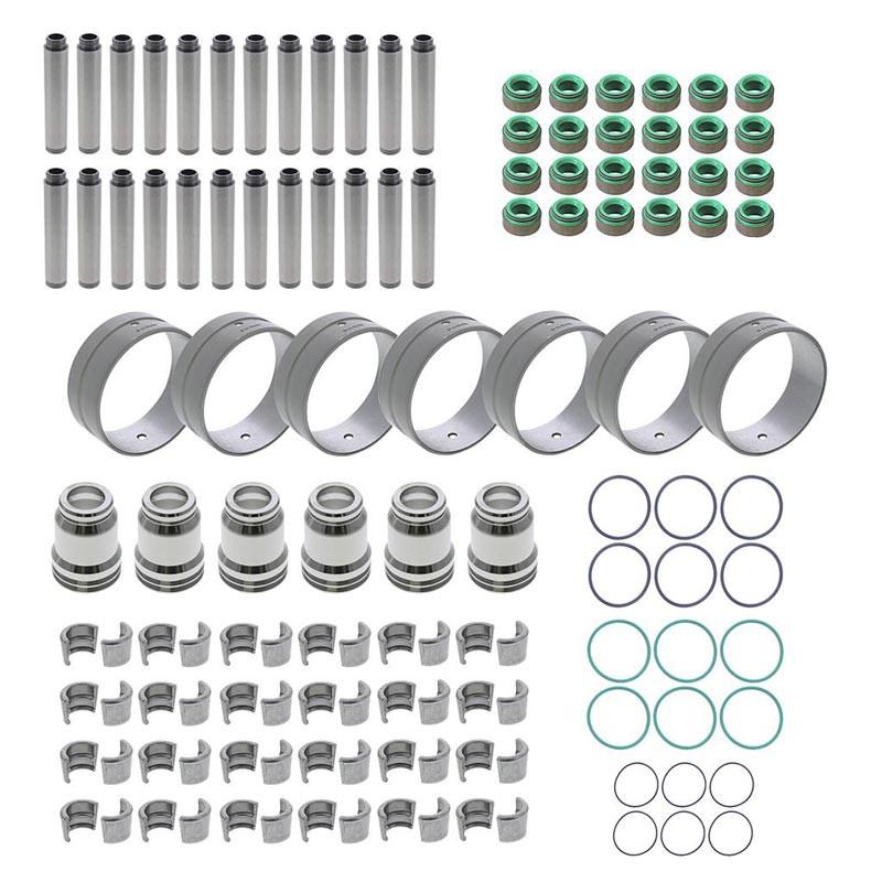 Caterpillar C15 C16 C18 Cylinder Head Rebuild Kit