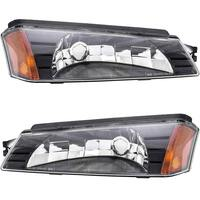 Chevrolet Avalanche Turn Signal Assembly (Pair)