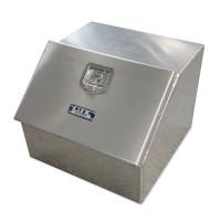 Aluminum Boot Box Semi Truck Storage - Default
