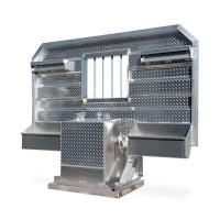 Aluminum Headache Rack With Hydraulic Tank - Default
