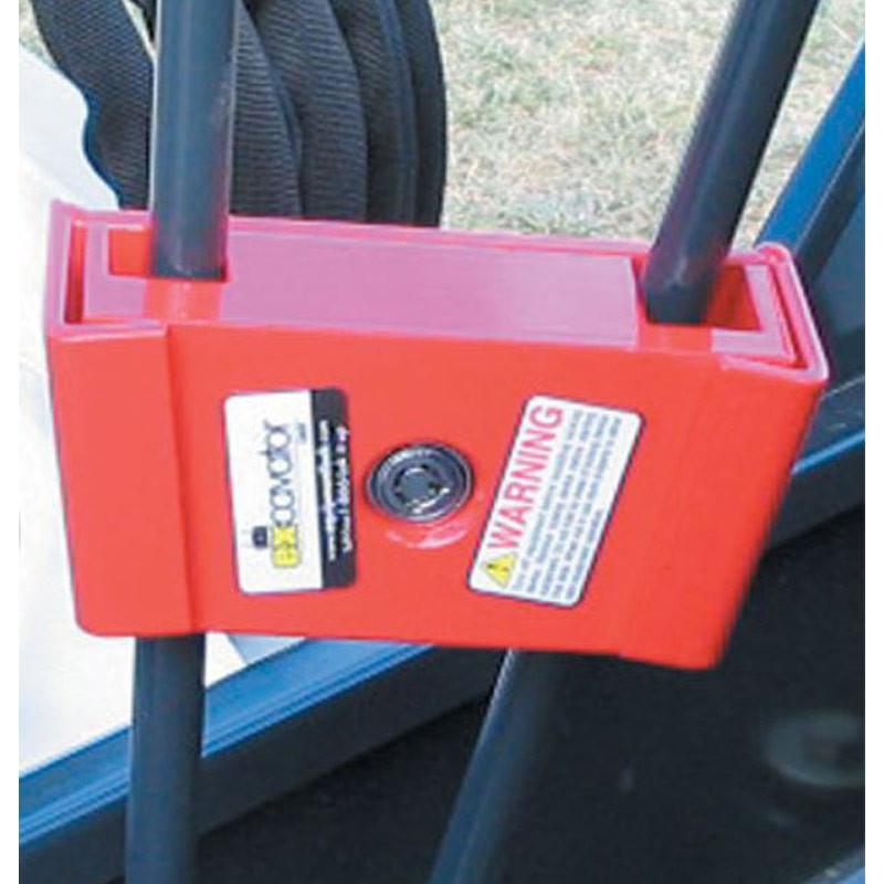 Excavator Anti-Theft Lock - Default