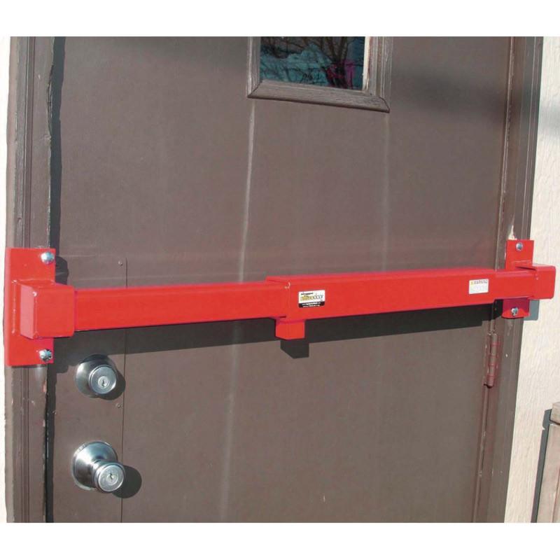 Jobsite Office Door Anti-Theft Lock - Default