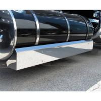 """Kenworth W900B W900L T800 73"""" Fuel Tank Fairing"""