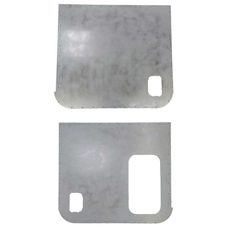 Peterbilt 2005-2008 Aluminum Door Skin (Pair)