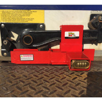 Heavy Duty Rolling Door Lock