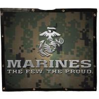 Marines Premium Bug Screen