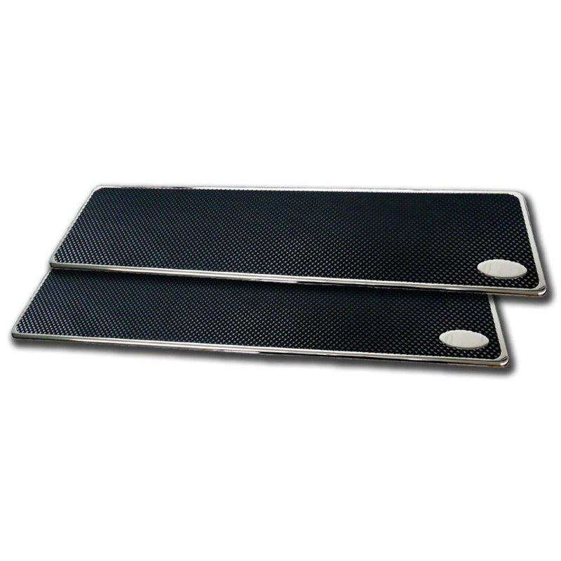 Plain Peterbilt Lifetime Step Plates 24""