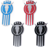 Kenworth Longhorn Bull Emblem (Options)