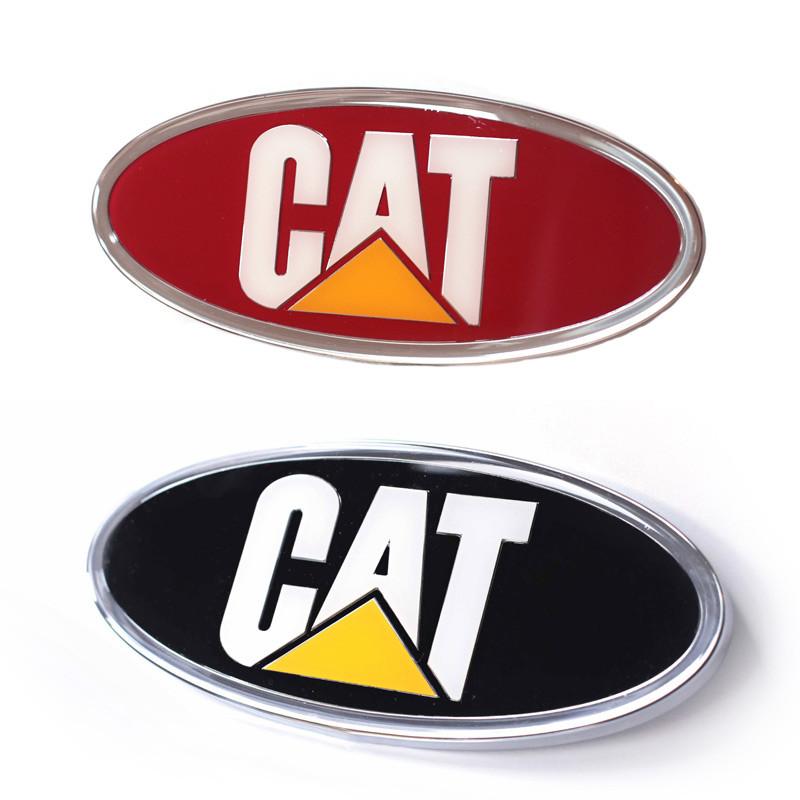 Peterbilt Caterpillar Logo Emblem Options
