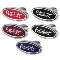 Peterbilt Logo Shaped Tractor Trailer Air Brake Knob Options
