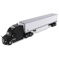 Freightliner Cascadia New Body Style Sleeper With Trailer & Skirts