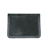 "20"" x 15"" Front Rubber Mud Flap"