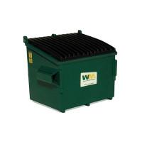 Waste Management Trash Bin Replica