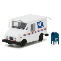 USPS Delivery Car Replica