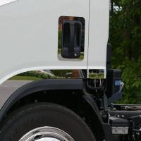 Isuzu Exterior Door Handle Trim - Default