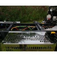Isuzu FTR Stainless Steel DPF Cover - Default