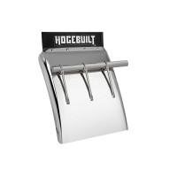 """Hogebuilt Value Line 34"""" Quarter Fender Stainless Steel Kit With U-Bolt Style Mount - Default"""