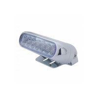 "LED Auxiliary Strip Light 4"" Long Side"
