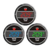 Truck Water Temperature Smart Teltek Gauge