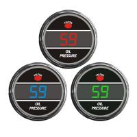 Truck Oil Pressure Smart Teltek Gauge