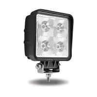"4.5"" Square High Powered Stellar Series Spot LED Work Light"