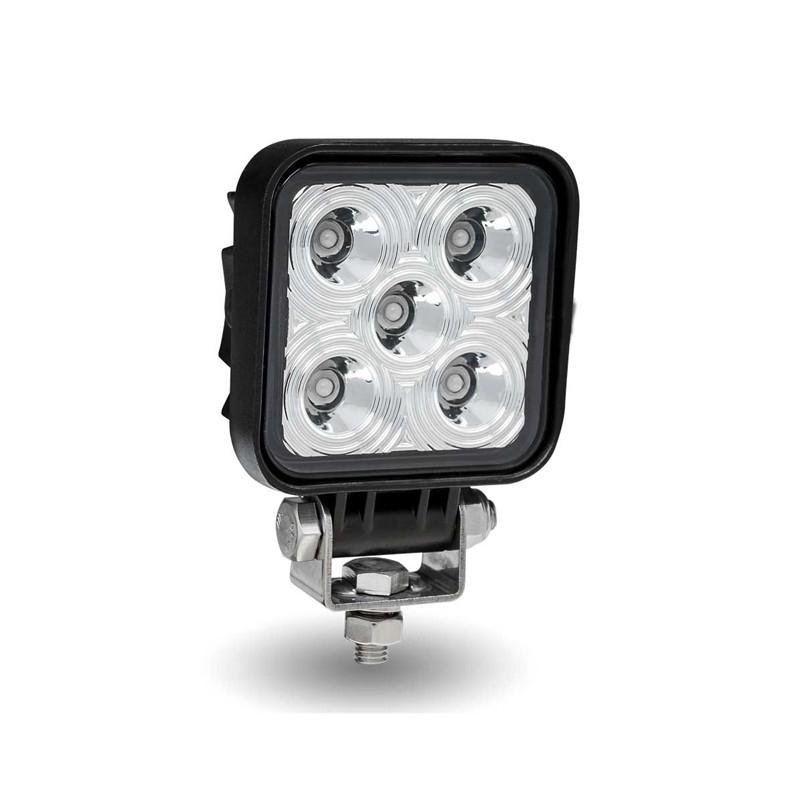 "3"" Mini Square High Powered Stellar Series LED Work Light With Spot Beam"