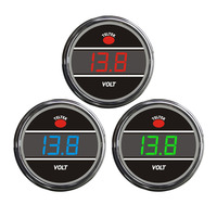 Truck Voltmeter Smart Teltek Gauge