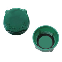 Volvo Coolant Tank Cap 6794968 - Front And Back View