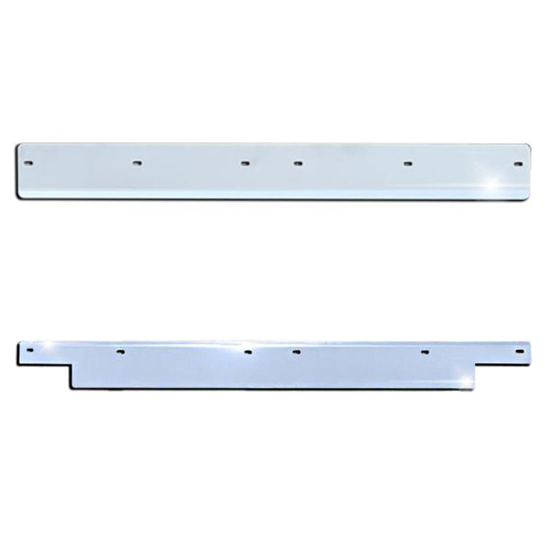 Kenworth Stainless Steel Lower Grill Extension - Default