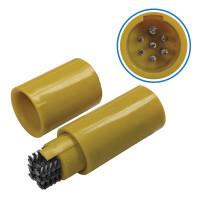 Socket And Pin Plug Brush