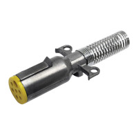 Air And Electrical 7 Way ISO Plug