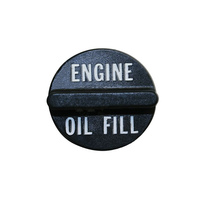 Kenworth Engine Oil Cap 4962608 - Front View