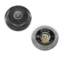 CR Velvac Radiator 4LB Pressure Cap 10281 31307 - Front View