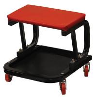 Rolling Creeper Square Seat
