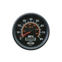 Semi Truck Electric Programmable Speedometer Gauge By ISSPRO
