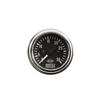 Semi Truck Mechanical Manifold Pressure Gauge By ISSPRO