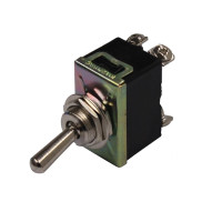 Heavy Duty DPST On Off Toggle Switch 422664 191025 - Default