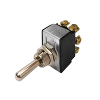 Heavy Duty DPDT On Off On Toggle Switch 422667 191027 - Default