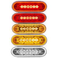 """6"""" Oval STT Abyss Light (LED & Lens Options)"""
