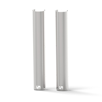 Exhaust Shield 304 Stainless Steel Kit