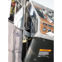 Freightliner Classic FLD Driver Side Upper End Dash Trim By Roadworks