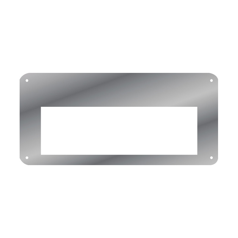 Freightliner Classic FLD CB Faceplate For Cobra 29 By Roadworks