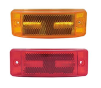 Reflectorized Trailer LED Clearance Marker Light