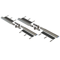 Stainless Steel Mounting Kit for Single Axle Fenders